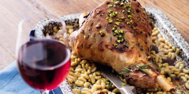 Quel vin servir avec l'épaule et le gigot d'agneau ?