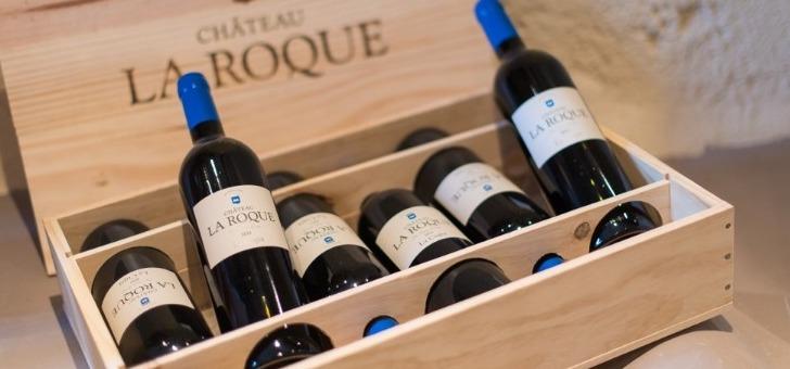 Découverte du Château La Roque Languedoc